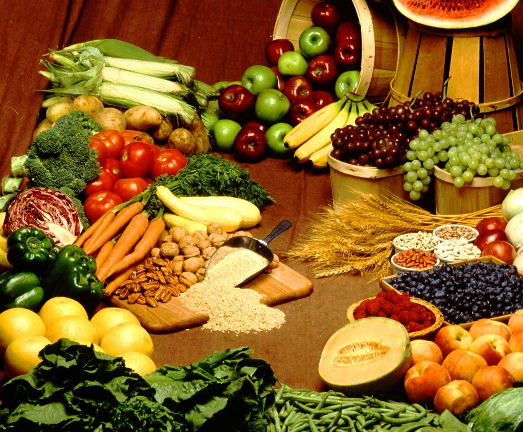 Eat more fiber, red meat and lower creatine
